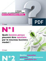 Onopia - 6 Questions à se Poser Avant Le Lancement d'Un Nouveau Business Model