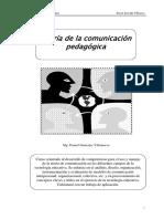 COMUNICACION PEDAGÓGICA