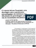 O método Reuven Feuerstein - BEYER.pdf