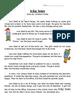 A Senior Reading Comprehension