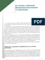 Oclusión Y Diagnóstico En Rehabilitación Oral cap 10