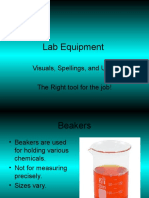 Lab Equipment Powerpoint Bukan Ini