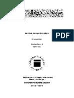 Resume Seismik Refraksi