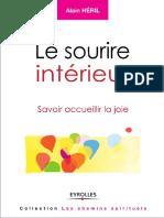 Le Sourire Intérieur - Savoir Accueillir La Joie