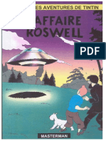 Tintin l'Affaire Roswell