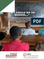 Child Soldiers International Report - DRC