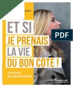 Et Si Je Prenais La Vie Du Bon Côté