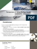 Presentasi Kasus Paraplegia Et Causa GBS