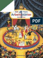 ABC Der Tiere 1 Lesezirkus