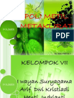 POLIMER PMMA