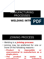 1 Welding Intro & Arc Welding