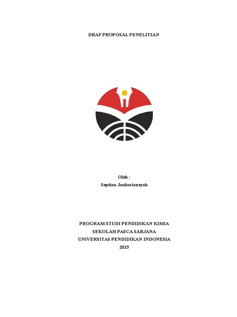 Membuat Proposal Skripsi Universitas Pendidikan Indonesia Mnurprayogo