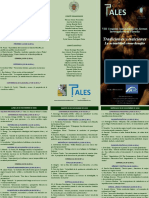 Tríptico Congreso Tales 2016 versión final