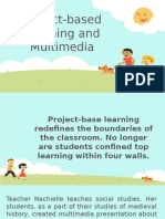 Project-based Learning and Multimedia