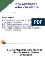 Tema 5 Active Circulante