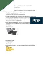 Latihan Soal Ips Kelas 9 Tentang Uang Dan Lembaga Keuangan