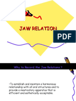 Jaw Relation