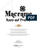Macrame Knots and Projects