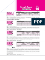 Class 10 Sample