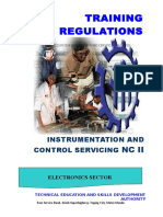 Instrumentation & Control Servicing NC II