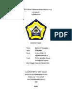 20-11-2016 Laporan Agroklimatologi 6 Keawanan