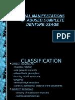 ORAL MANIFESTATIONS OF DENTURE ABUSE (2).ppt