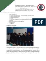 sociologia proyectos