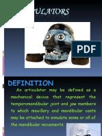 articulators