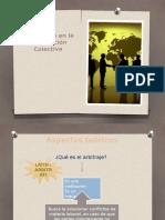 El arbitraje en la Negociación Colectiva.pptx