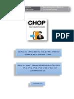 Instructivo Sistema CHOP 30-11-16