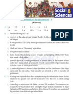 Class 8 Social Science Assessment 1Ans Copy