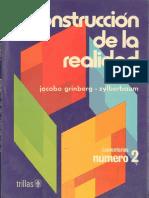 La Construccion de La Realidad Jacobo Grinberg Zylberbaum