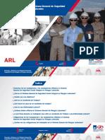 Derechos y Deberes Del Sistema General de Seguridad Social Integral en Los Riesgos Laborales