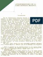Moises Orfali, Midras y Antropomorfismos en La Polemica Judeo-cristiana Medieval
