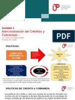 Unidad 3 Políticas de Crédito