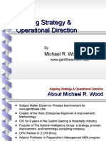 Aligning Strategy Operational Direction