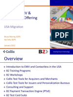 Collis b2 Emv and Contactless Offering