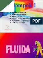 Fluida Bergerak Kel. 1 (Asli)