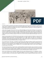 Historia Del Fútbol - Los Orígenes - FIFA