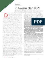 Penjawat Awam Dan KPI