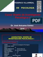 UNFV 2015 Investigacion I U1 2
