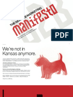 B2B Marketing Manifesto Velocity Partners