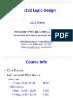 Course Info