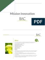 BAC Corporate Profile
