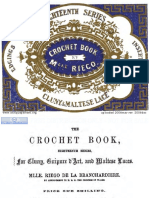 Crochet Book 18 (1869) - Riego