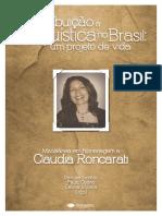 Miscelanea Em Homenagem a Claudia Roncarati