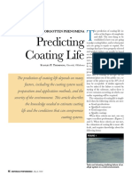 Predicting Coating Life_Stanley P. Thompson