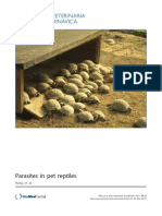 Parasites in Pet Reptiles