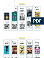 promotional bookmarks 2017