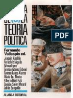 Vallespin, F. - Historia de La Teoria Politica 5